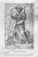 nazarener stiche.de Bild 081 – 1851