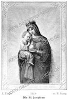 nazarener stiche.de Bild 113b – 1854